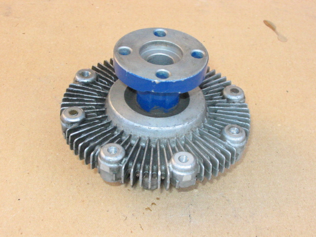 Термомуфта вентилятора ремонт своими руками